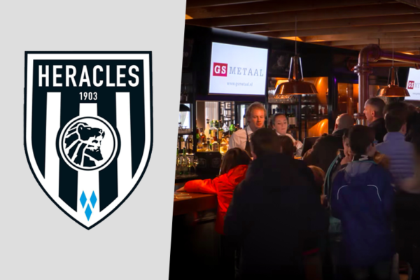 Indoor TV circuit Heracles Almelo – Business Club